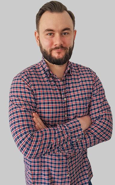 Mateusz Witkiewicz Psychoterapia Gdańsk Przymorze, Psycholog, Psychoterapeuta CBT